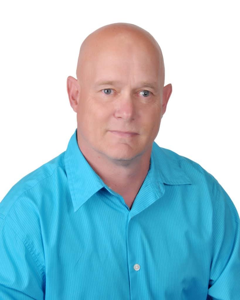 Author and Disabled American Veteran Derek Simmons